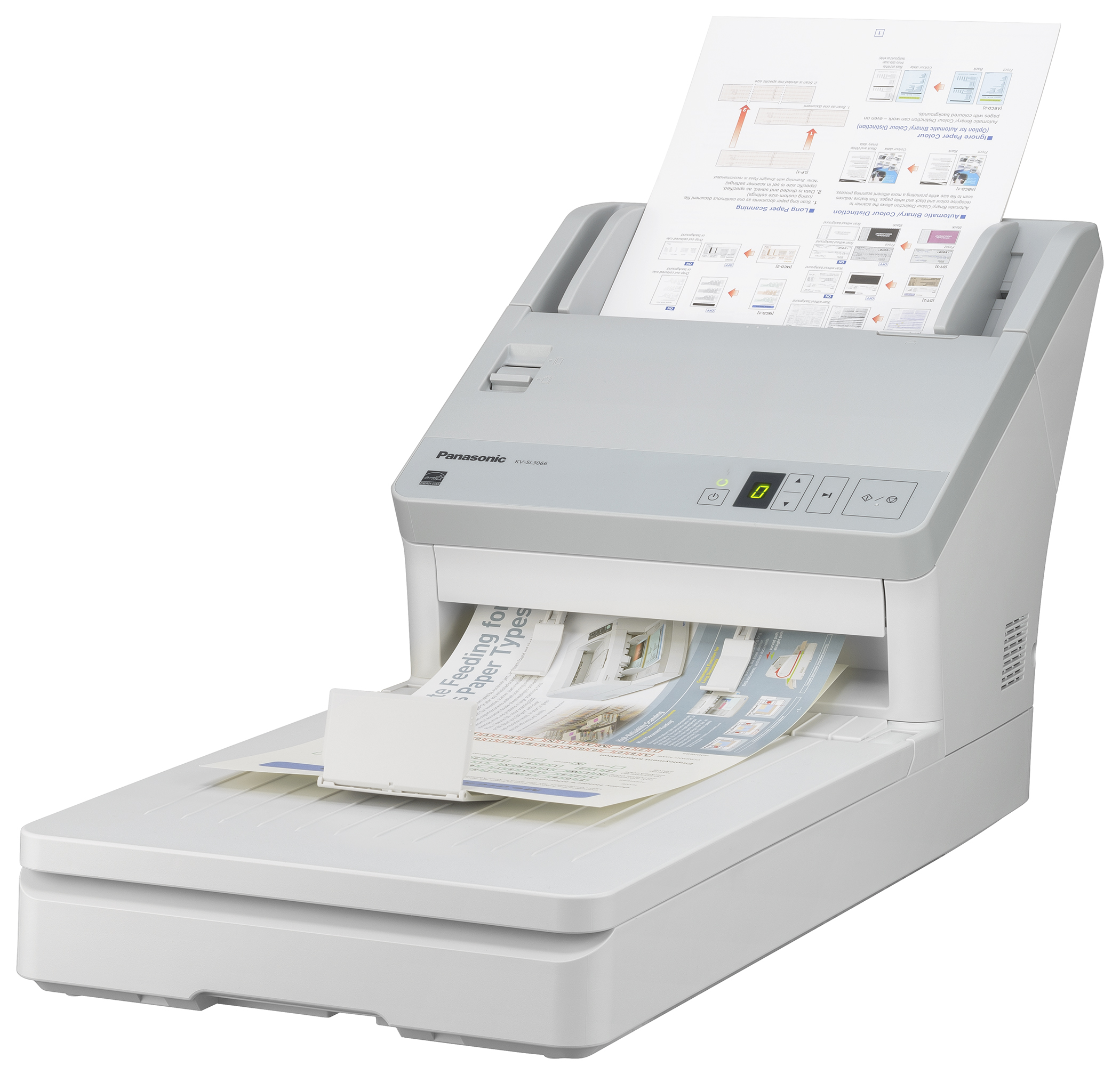 The new scanner series.