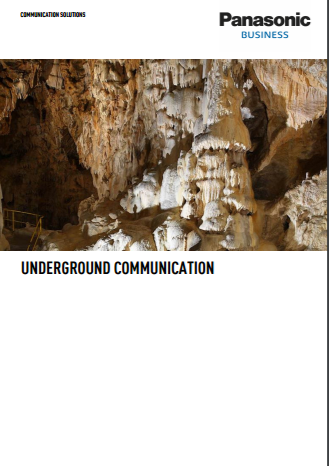 Case Study Underground Communication