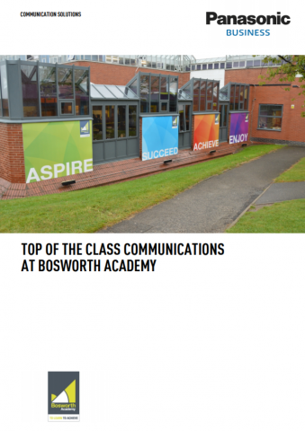 Top of the Class Communications at Bosworth Academy