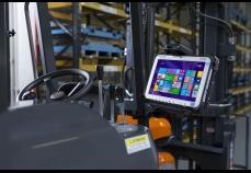 FZ-G1 - Warehouse Forklift 1