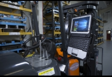 CF-20 - Warehouse Forklift 2
