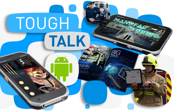 Toughtalk main header