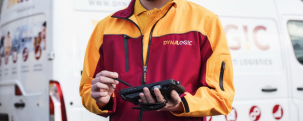 Scanning barcodes, planning routes, running checklists, adding signatures – the new Toughpad can do it all.
