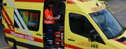 South Moravia regional emergency medical services (English)