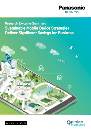 Sustainable Mobile Device Strategies Deliver Significant Savings for Business, 2017