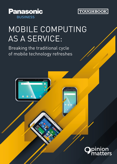 Mobile computing as a service