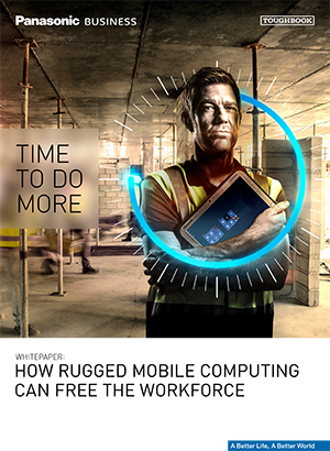 How rugged mobile computing can free the workforce
