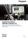 TOUGHBOOK  M1 Cheshire Police Deploy