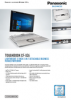 TOUGHBOOK XZ6 Spec Sheet EN