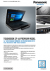 TOUGHBOOK 54 Full HD Touch Spec Sheet