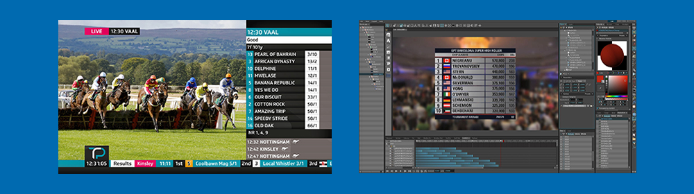 Aston is a motion graphics creation, CG and playout system developed with the designers in mind