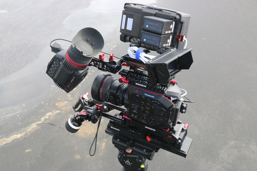 Compact 5.7K Super 35mm Cinema Camera EVA1 Firmware