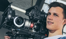 VariCam helps to train the filmmakers of the future.
