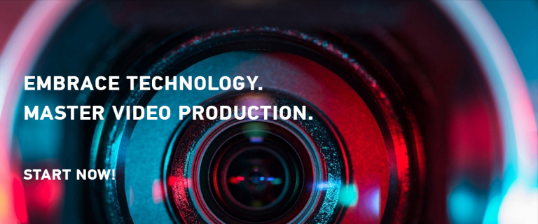Embrace Technology, Master Video Production - Broadcast and ProAV Technology Experience Zone