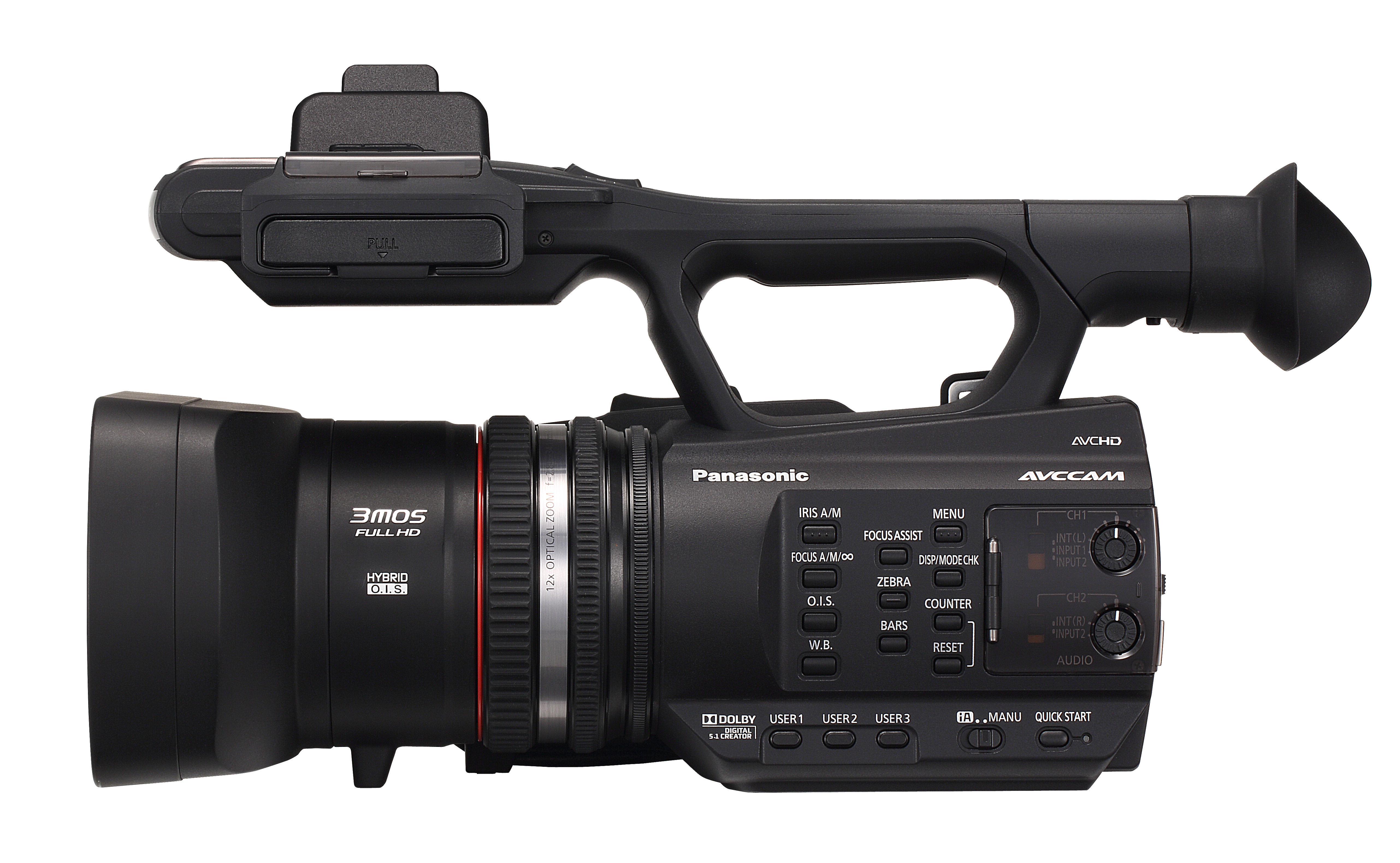 Panasonic Announces New Stylish AVCCAM Camera Recorder AG-AC90