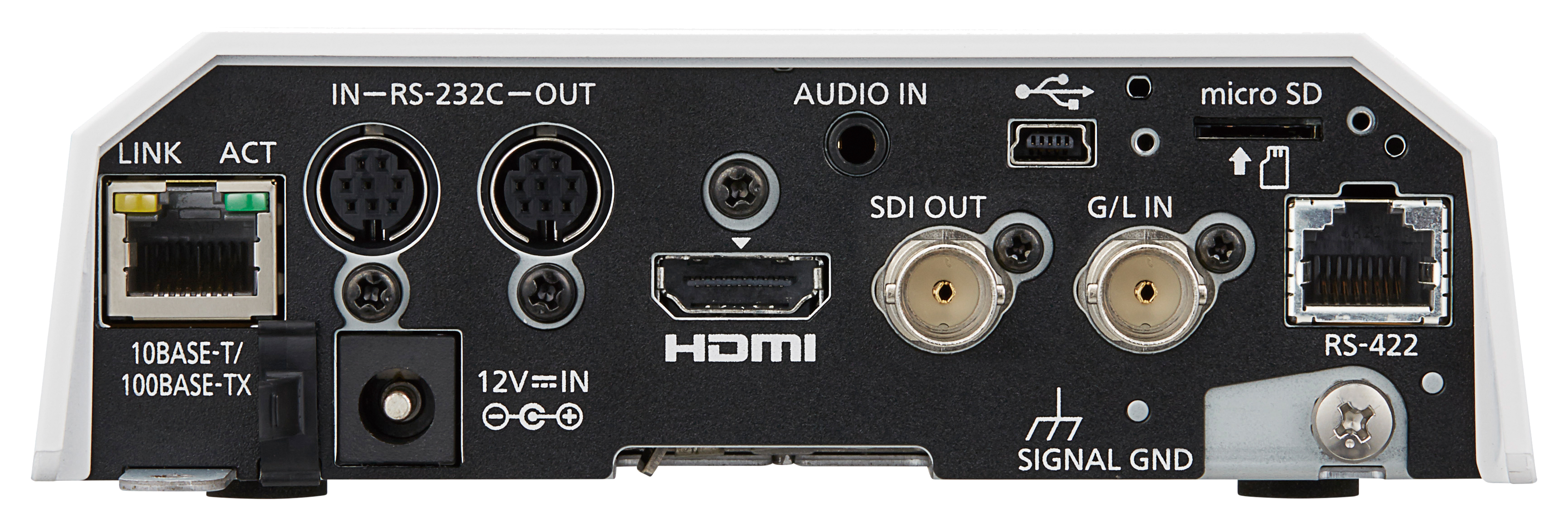 Full HD Remote Camera With Built-in Network Device