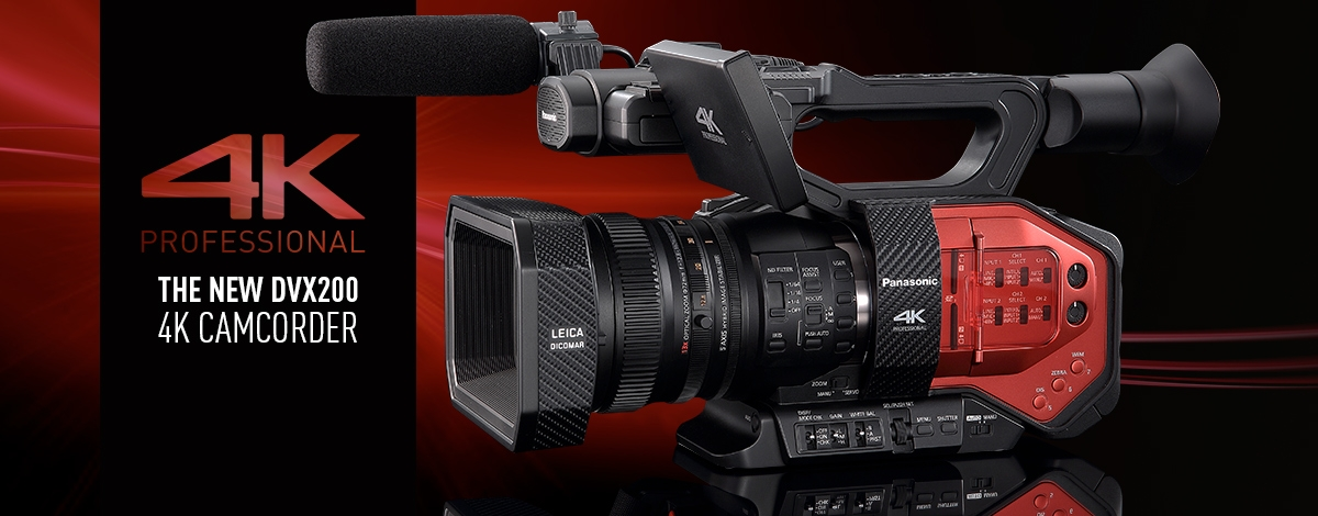 panasonic, broadcast, camera, 4k, professional, panasonic business