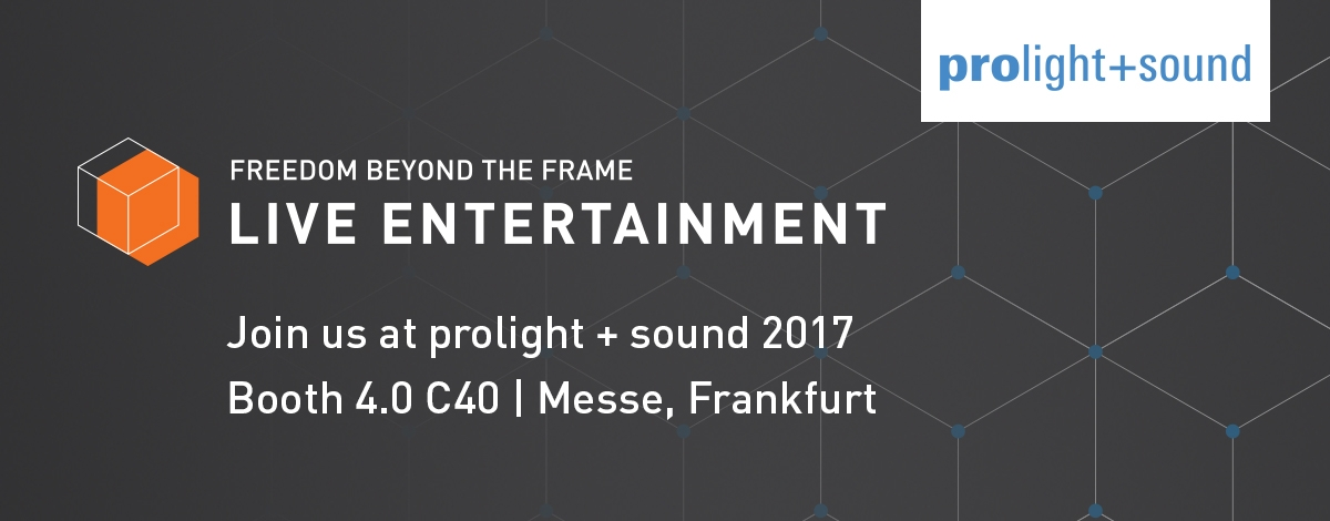 Panasonic @ prolight + sound 2017