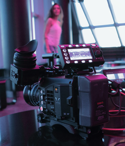 VariCam LT Infrared Shooting