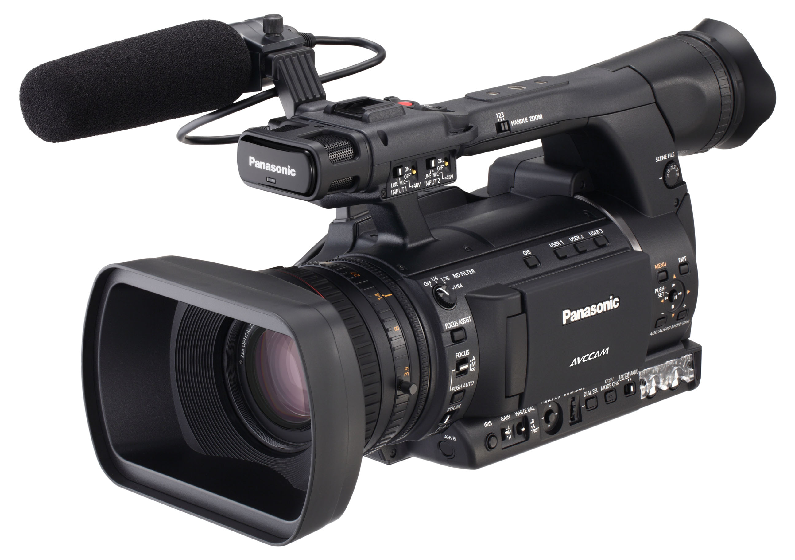 Ag Ac160a Professional Camera Solutions