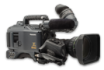 High-Quality P2 HD VariCam for High-End Production, with RGB 4:4:4 Output in Full 1920 x 1080 Pixel Resolution and P-10Log Gamma
