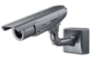 Weather Resistant Day/Night Camera with Super Dynamic III Technology