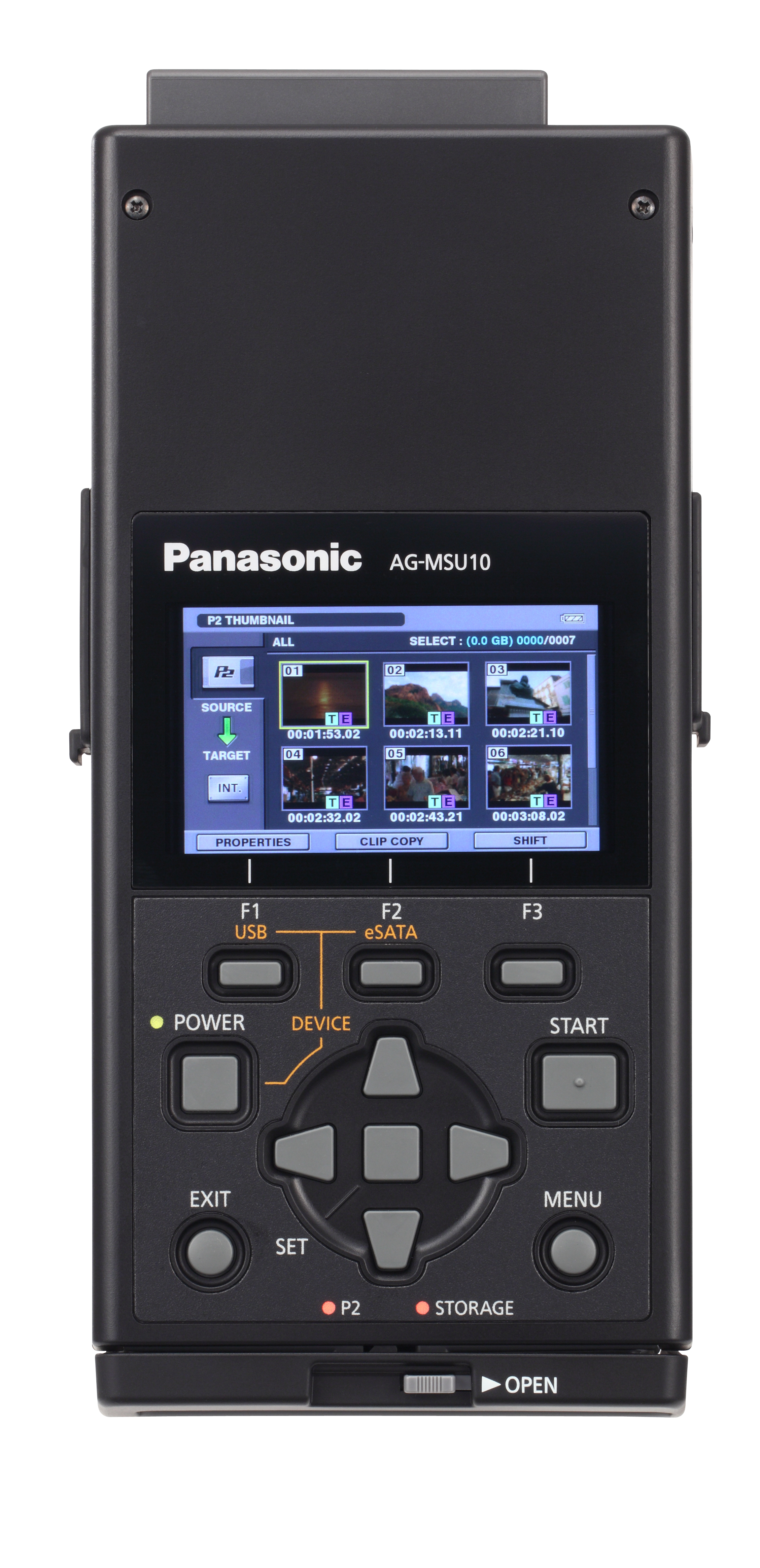 Panasonic ag msu10 manual transmission
