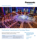 Cathedral livestreams Sunday Mass