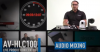 AV-HLC100 Live Production Center: Audio Inputs/Outputs & Mixing