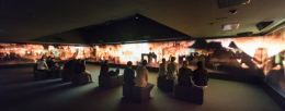 Panasonic takes visitors back in time at the Brandenburg Gate Museum