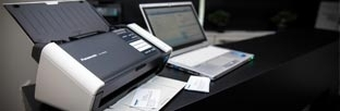 Document and scanning solutions for healthcare