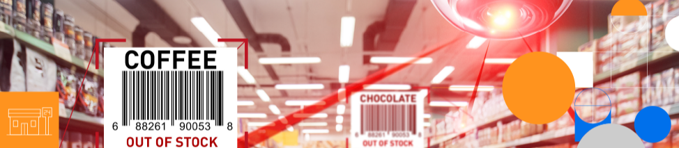 uropean supermarket retailer Automated Shelf Monitoring for out of stock management.