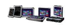 Mobile TOUGHBOOK PCs und konvertierbare Laptops