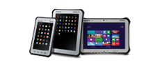 TOUGHBOOK tablets