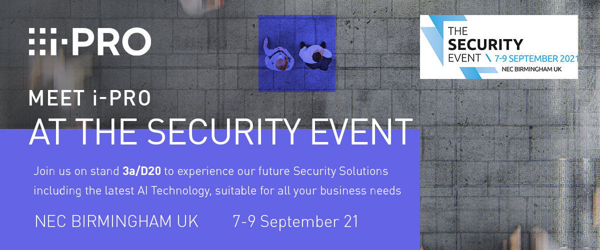 Security event banner