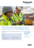 TOUGHBOOK M1  NHBC Equips Building