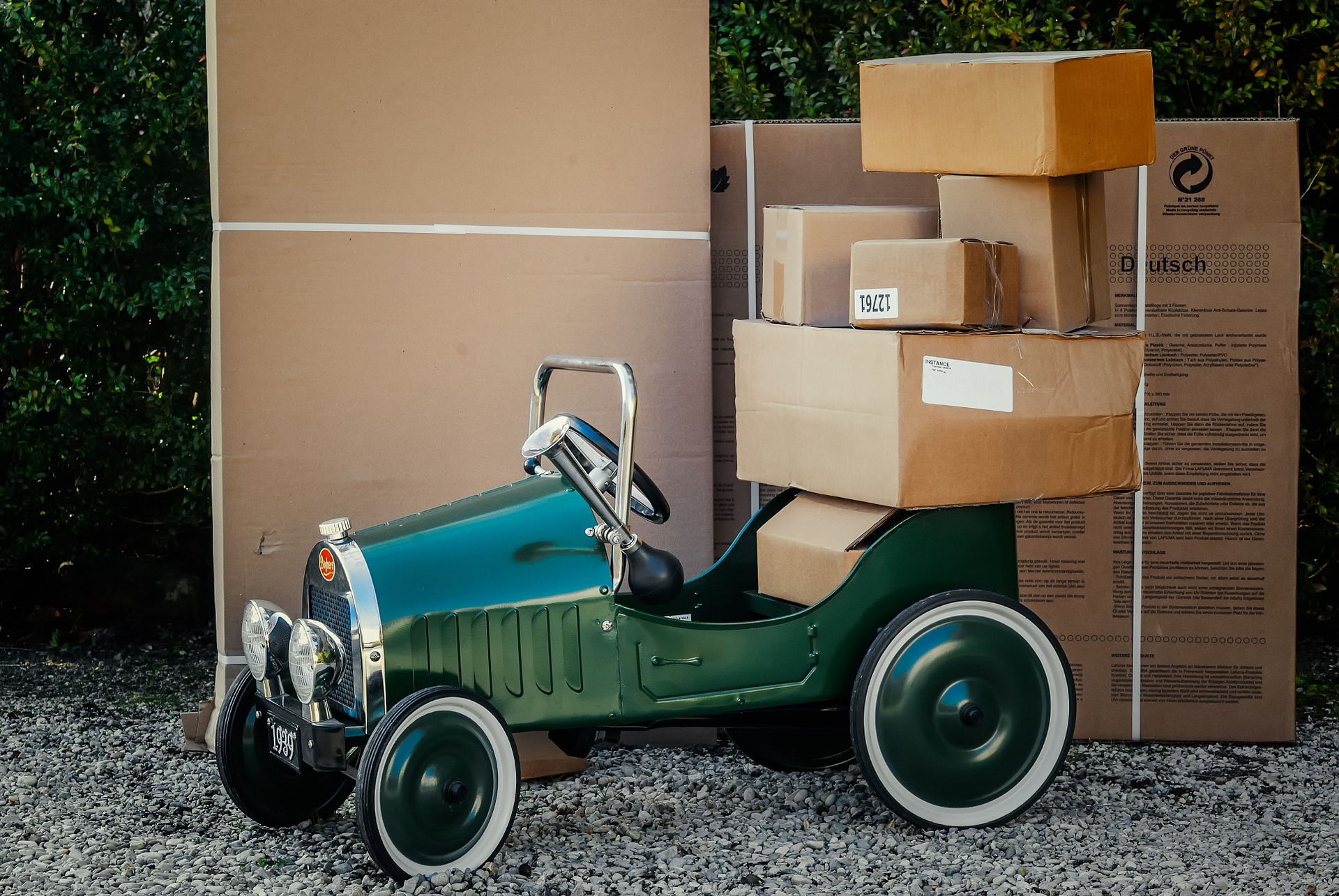 Is the logistics 'last mile' getting shorter? - Solutions