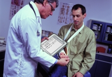 FZ-A1 Doctor and patient