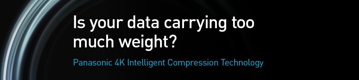 Panasonic Smart Coding, Data Compression, CCTV Compression