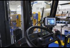 FZ-M1 - Warehouse Forklift 2