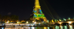 Japonismes 2018: Panasonic Business projectors help to illuminate the Eiffel Tower