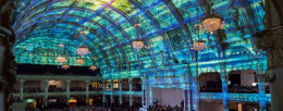 Pushing the boundaries of light, space and sound for Blackpool