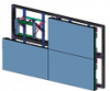 LFV Image00: Video-Wall Mounting System