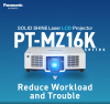 PT-MZ16K Series Promotion Video (English)