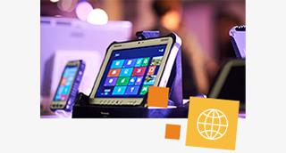 digital innovation, mobile computing and rugged technology.