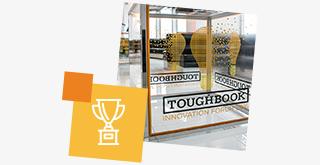 TOUGHBOOK hero awards to celebrate partner innovation