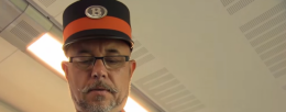 Belgian Railways Mobil Ticketing - FZ-M1 (Video)
