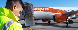 Easyjet boarding application
