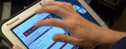 Veikkaus is using Toughpad