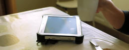 Wit-Gele Kruis invests further in the professionalisation of its care services with Toughpad FZ-G1